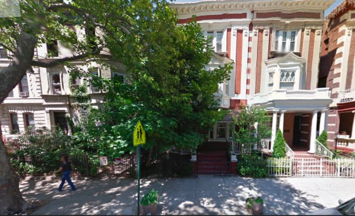 815 Prospect Place  Crown Heights Brooklyn 11216